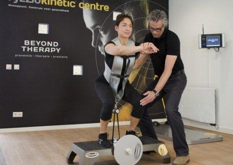 flywheel kinetic training